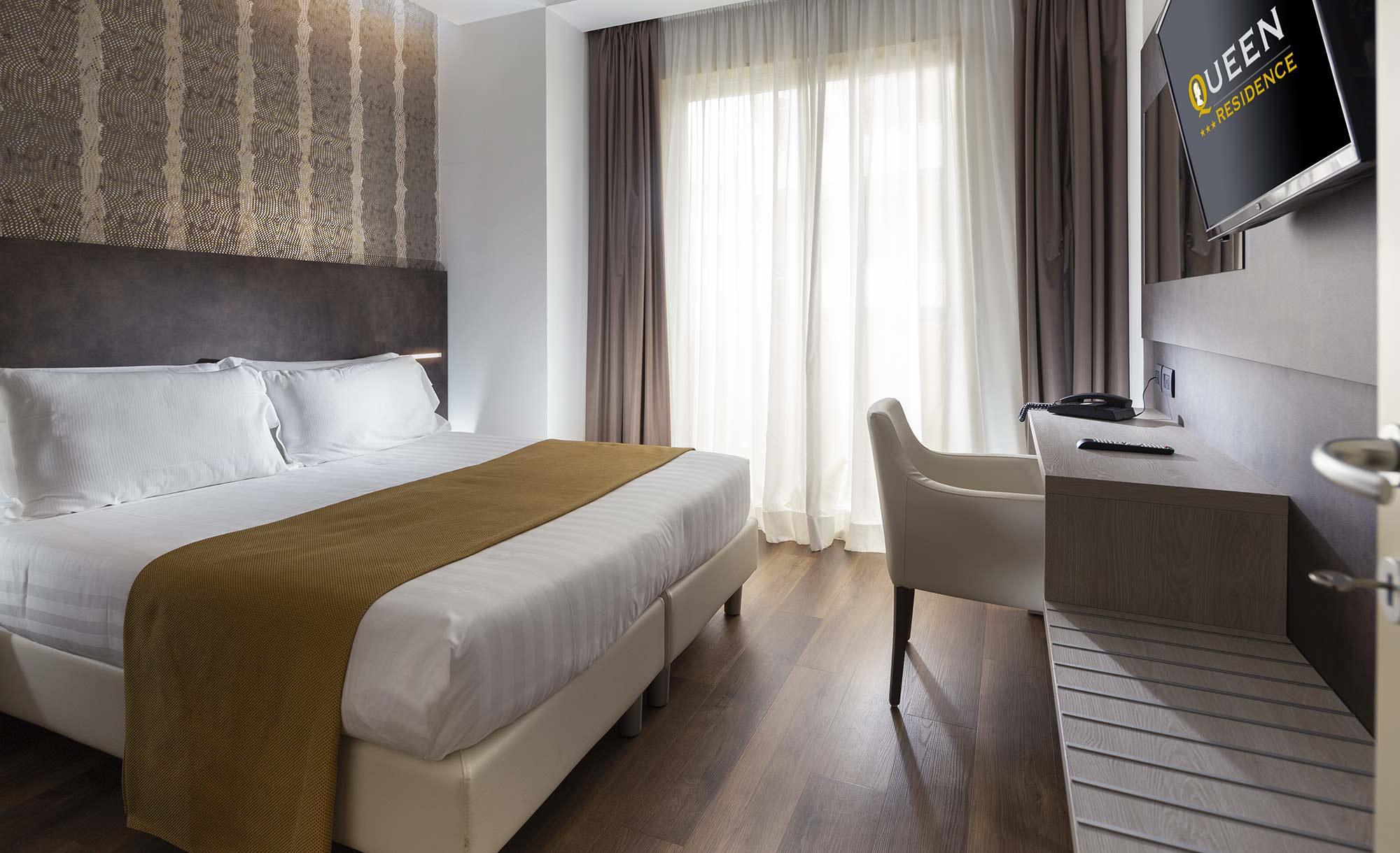 Rimini Residence: aparthotel by the sea in Rimini Marina Centro with ...
